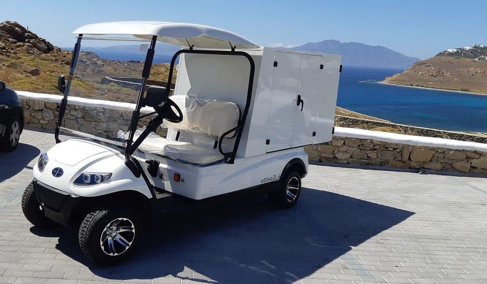 Ηλεκτρικά οχήματα για ξενοδοχεία 11
