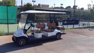 Ηλεκτρικά οχήματα για ξενοδοχεία