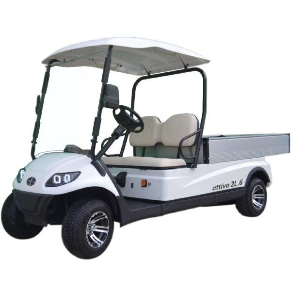 ηλεκτρικο οχημα ITALCAR ATTIVA 2L.6