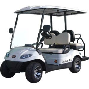 ηλεκτρικο οχημα ITALCAR ATTIVA 4.6